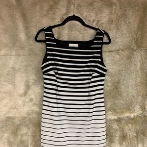 Black and white striped dress from NorthStyle, 10